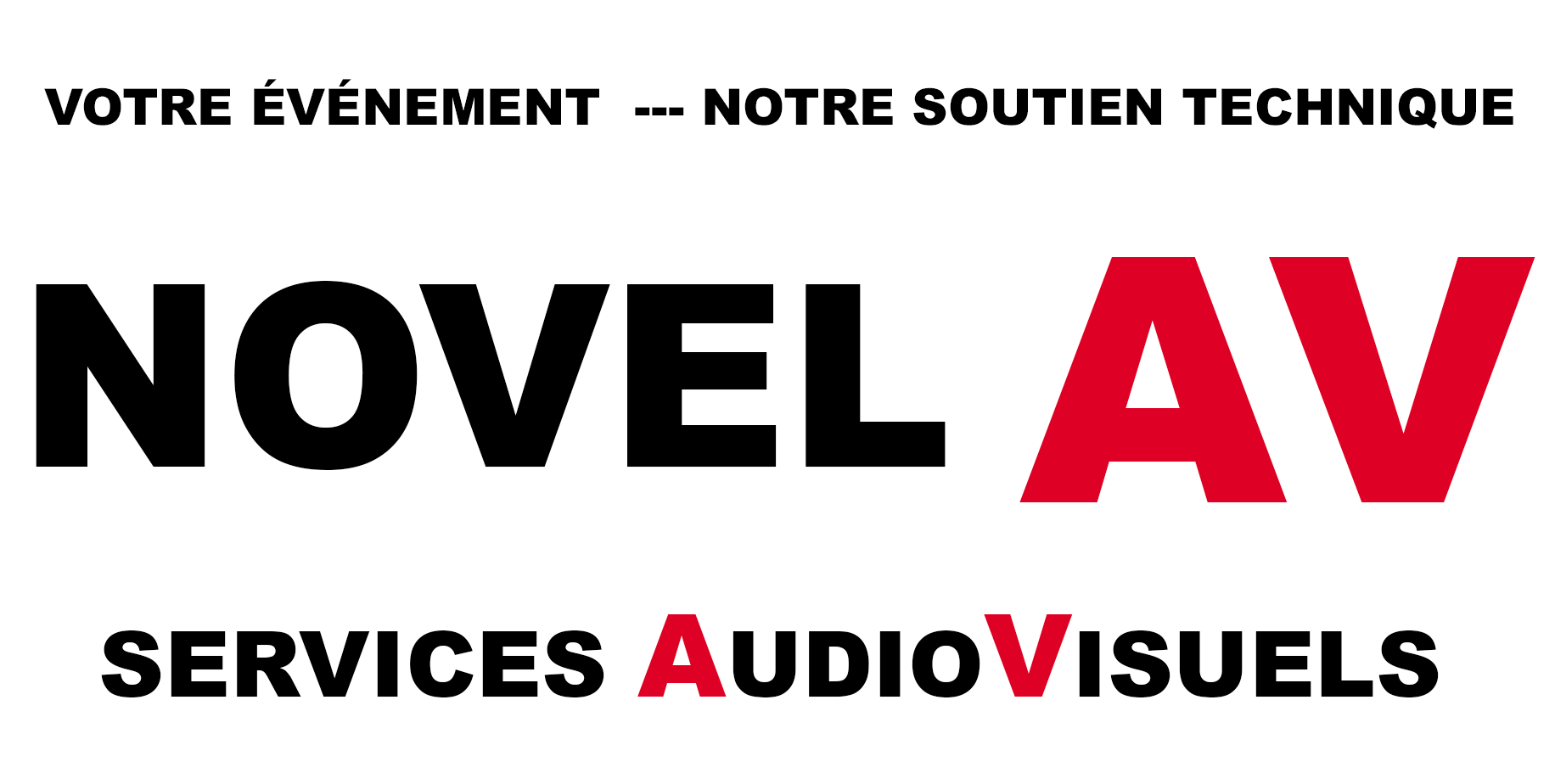 Novel AV - Services Audio Visuels